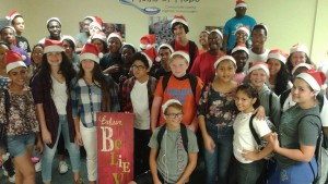 Boys and Girls Club of Collier County Kicks off Meals of Hope's 3rd Annual Holidays Without Hunger Meal Packing Event